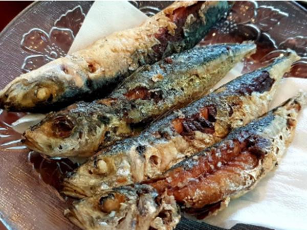Mẹo làm cá nục chiên giòn không tanh, giàu dinh dưỡng - Ảnh 3