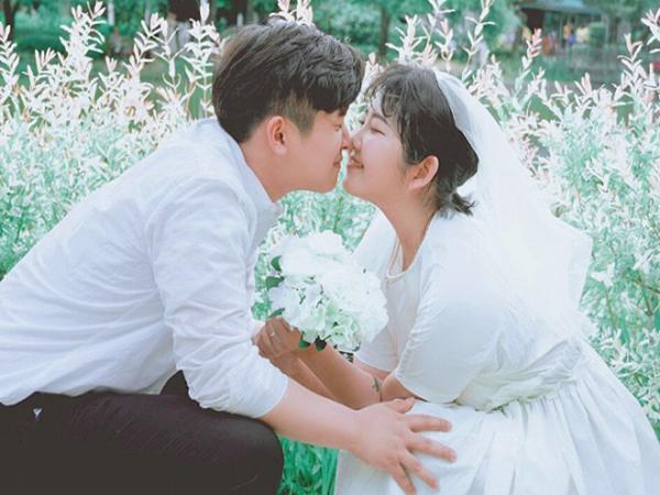 Con gái Choi Jin Sil tự tổ chức đám cưới với bạn trai, lộ nhan sắc sau khi tăng cân vì mắc bệnh hiểm nghèo - Ảnh 3
