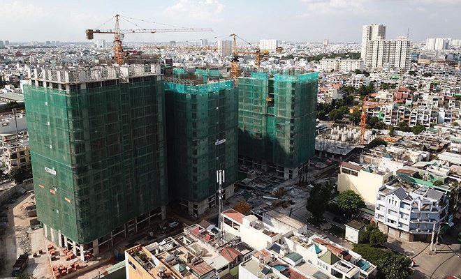 HoREA kiến nghị đặt cọc 50 triệu mua nhà để ngăn huy động vốn trái phép - Ảnh 1