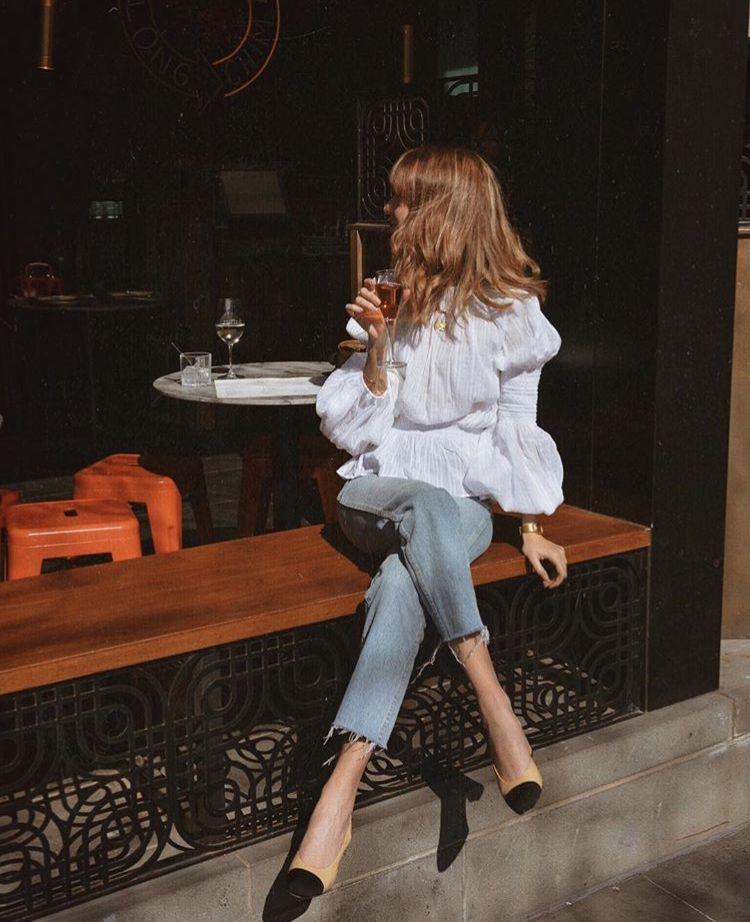 Muôn vàn cách mix sơ mi và jeans cho cô nàng U30 - Ảnh 3