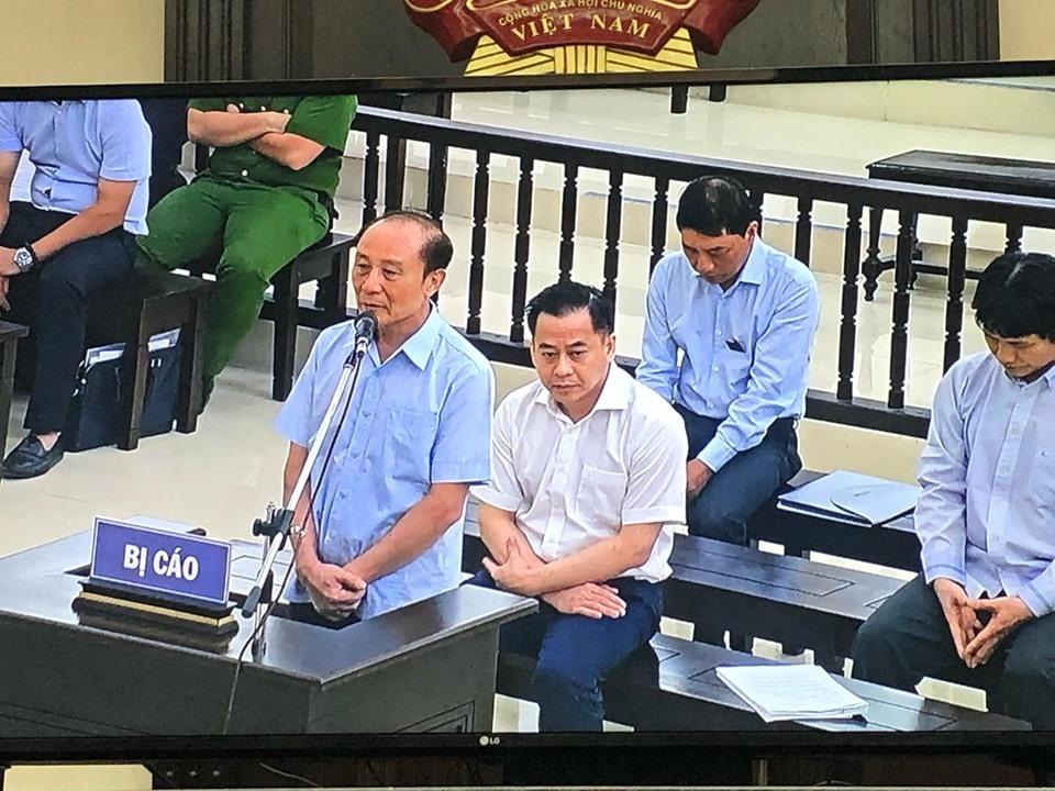 Vũ nhôm ra tòa cùng 2 cựu Thứ trưởng công an, giao nộp chứng cứ mới - Ảnh 3