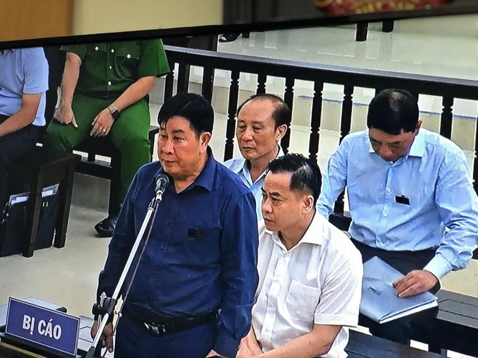 Vũ nhôm ra tòa cùng 2 cựu Thứ trưởng công an, giao nộp chứng cứ mới - Ảnh 4