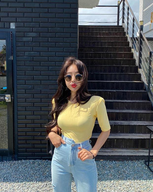 """Quần jeans cạp lệch """"gây lú"""" nhưng trendy: Đáng khen là hội gái Việt còn diện trước cả Lisa - Ảnh 7"""
