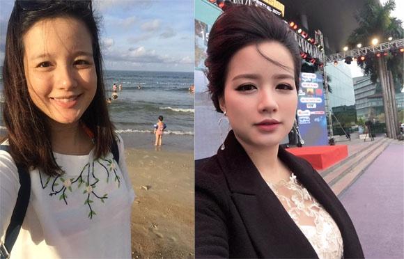 MC Minh Trang phản ứng bất ngờ khi bị chê ngoài đời nhìn xấu hơn trên tivi - Ảnh 1