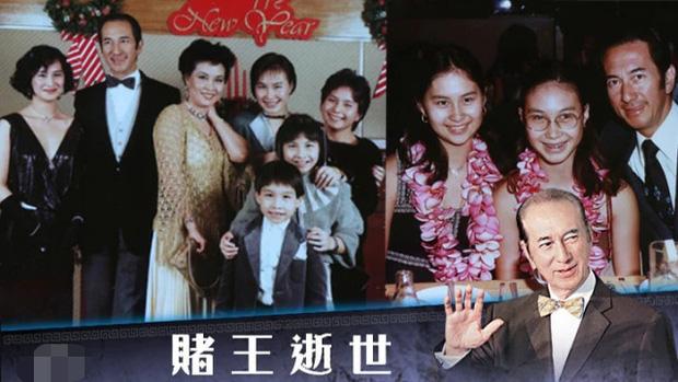 Diễn biến tang lễ trùm sòng bạc Macau: Vợ con khóc nức nở, bà Hai ngã bệnh nặng, ảnh hiếm của đại gia tộc được trình chiếu - Ảnh 3