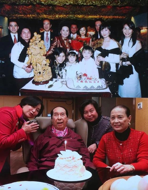 Diễn biến tang lễ trùm sòng bạc Macau: Vợ con khóc nức nở, bà Hai ngã bệnh nặng, ảnh hiếm của đại gia tộc được trình chiếu - Ảnh 7