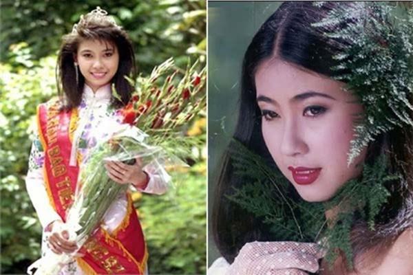 Hoa hậu thứ 3 của Việt Nam: Chỉ hạnh phúc sau loạt truân chuyên tình ái - Ảnh 1