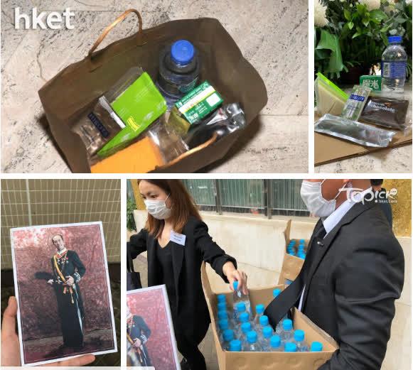 Tiết lộ túi quà mà gia tộc danh giá nhất Hồng Kông tự tay chuẩn bị cho các phóng viên ở tang lễ Vua sòng bài Macau - Ảnh 1