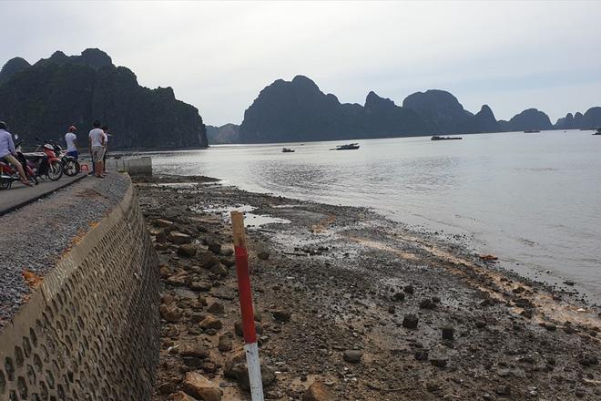 Xe ô tô lao xuống biển ở Hạ Long: Nạn nhân thứ 4 tử vong, nguyên nhân ban đầu vụ tai nạn - Ảnh 2