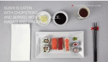 Ăn sushi phải biết các quy tắc này để không bị cho là vô ý và mất lịch sự - Ảnh 1