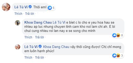 Châu Đăng Khoa đăng ký làm bạn trai Hoa hậu Lương Thùy Linh - Ảnh 3