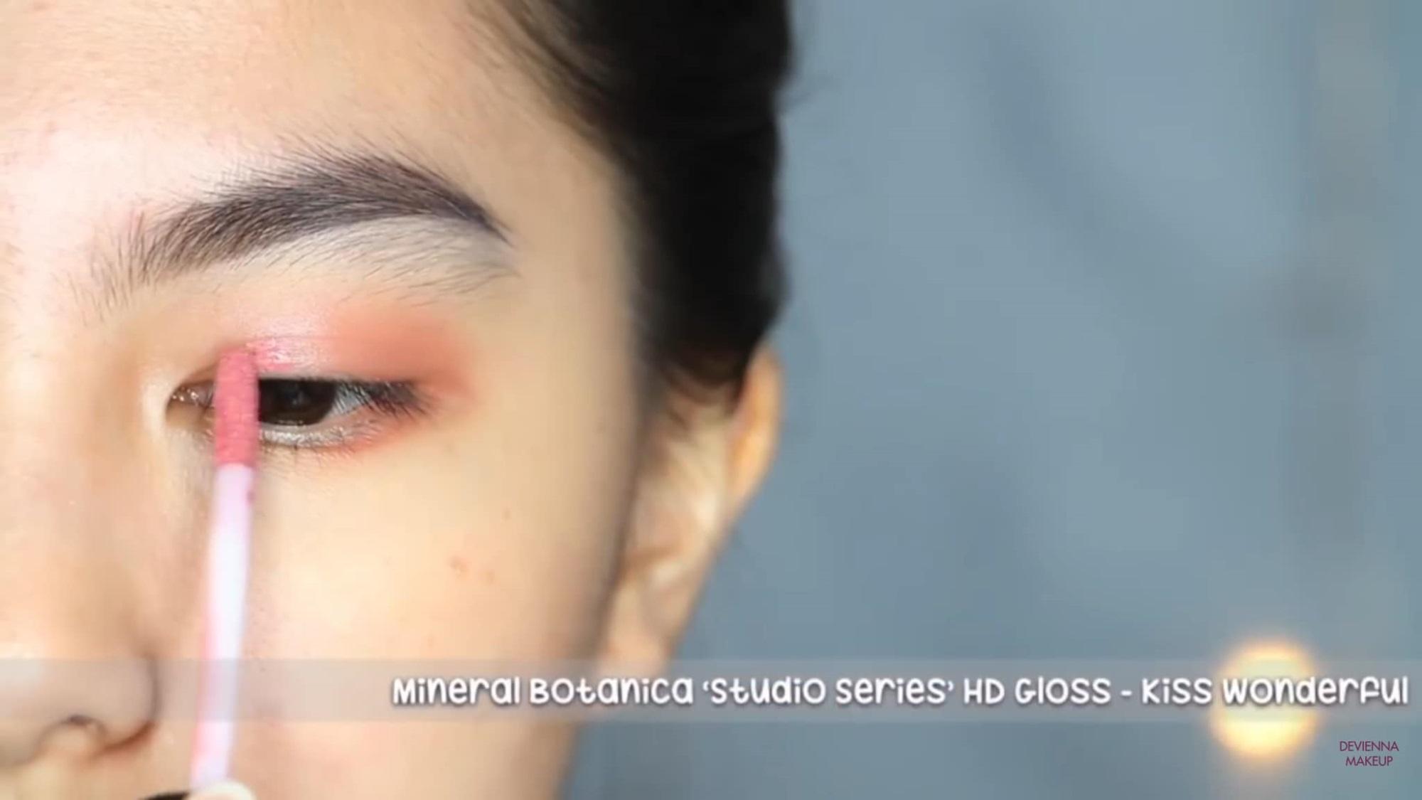 Công thức trang điểm cho các nàng lười: từ má, môi đến mắt chỉ son là đủ - Ảnh 5