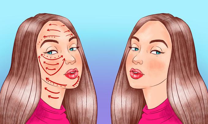 10 bước massage chống lão hóa của Meghan Markle - Ảnh 1