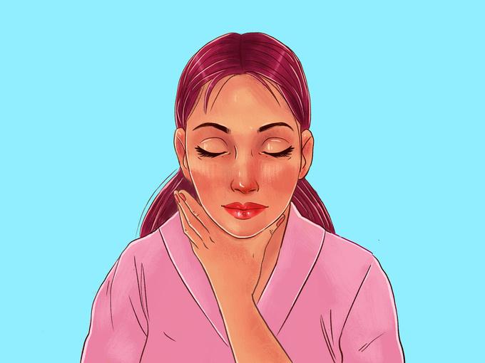 10 bước massage chống lão hóa của Meghan Markle - Ảnh 10