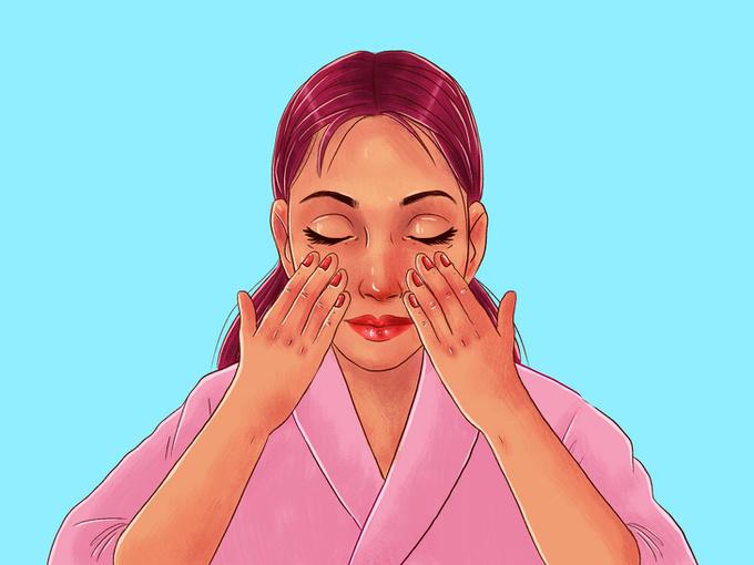 10 bước massage chống lão hóa của Meghan Markle - Ảnh 3