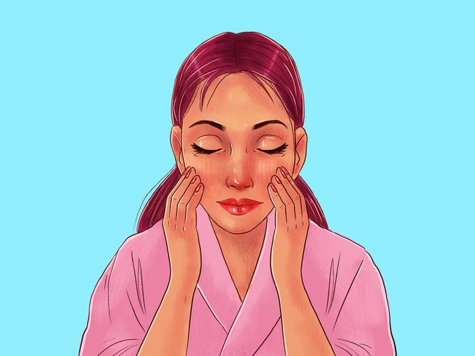 10 bước massage chống lão hóa của Meghan Markle - Ảnh 4
