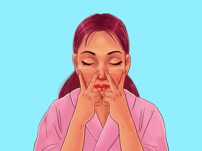 10 bước massage chống lão hóa của Meghan Markle - Ảnh 6