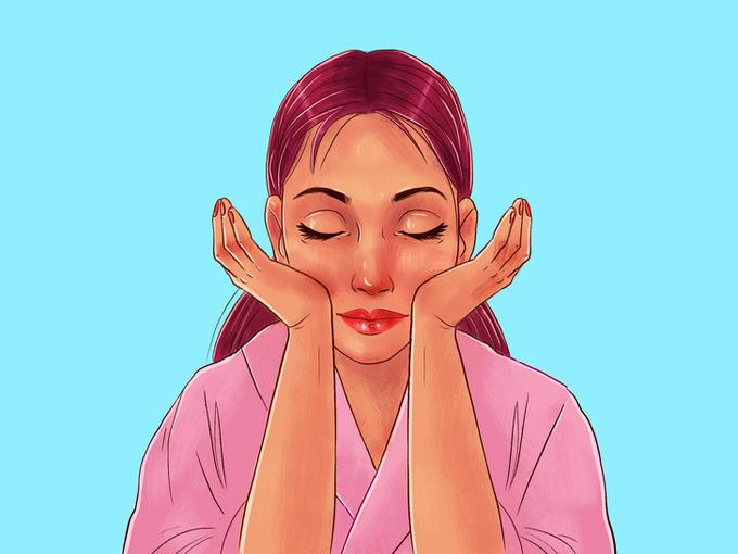 10 bước massage chống lão hóa của Meghan Markle - Ảnh 7