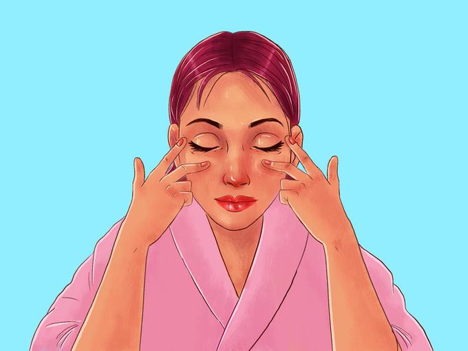 10 bước massage chống lão hóa của Meghan Markle - Ảnh 8