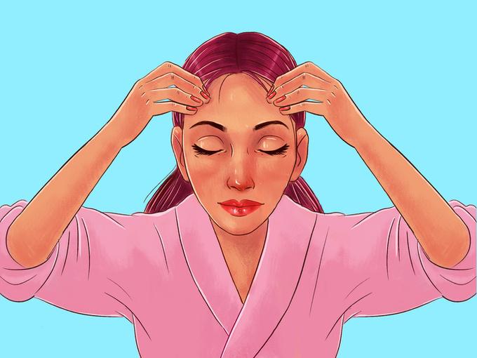 10 bước massage chống lão hóa của Meghan Markle - Ảnh 9