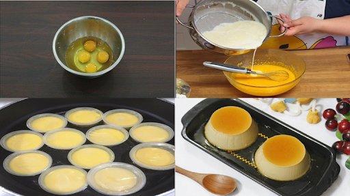 Bánh Trung thu rau câu thơm ngon với cách làm đơn giản tại nhà - Ảnh 3
