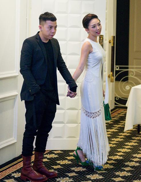 Tóc Tiên, Hoàng Touliver yêu kín suốt 4 năm - Ảnh 1