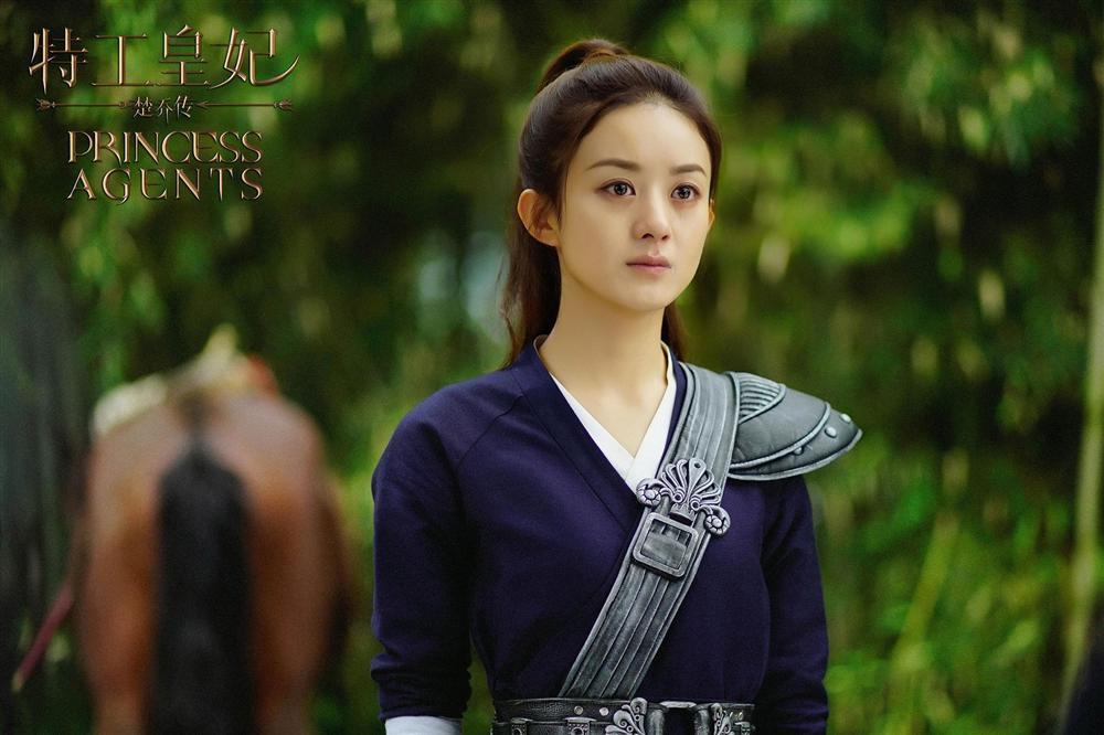 Triệu Lệ Dĩnh gây xôn xao khi xuất hiện trong bảng phân vai phim mới của đạo diễn 'Sở Kiều truyện', đóng cặp Vương Nhất Bác - Ảnh 9