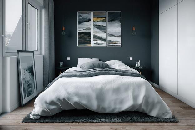 Ngắm nhìn căn hộ nhỏ gọn, tiện nghi và lịch lãm - Ảnh 6