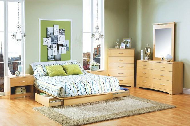 Những kiểu giường đột phá về thiết kế và sự tiện dụng cho phòng ngủ tý hon - Ảnh 6