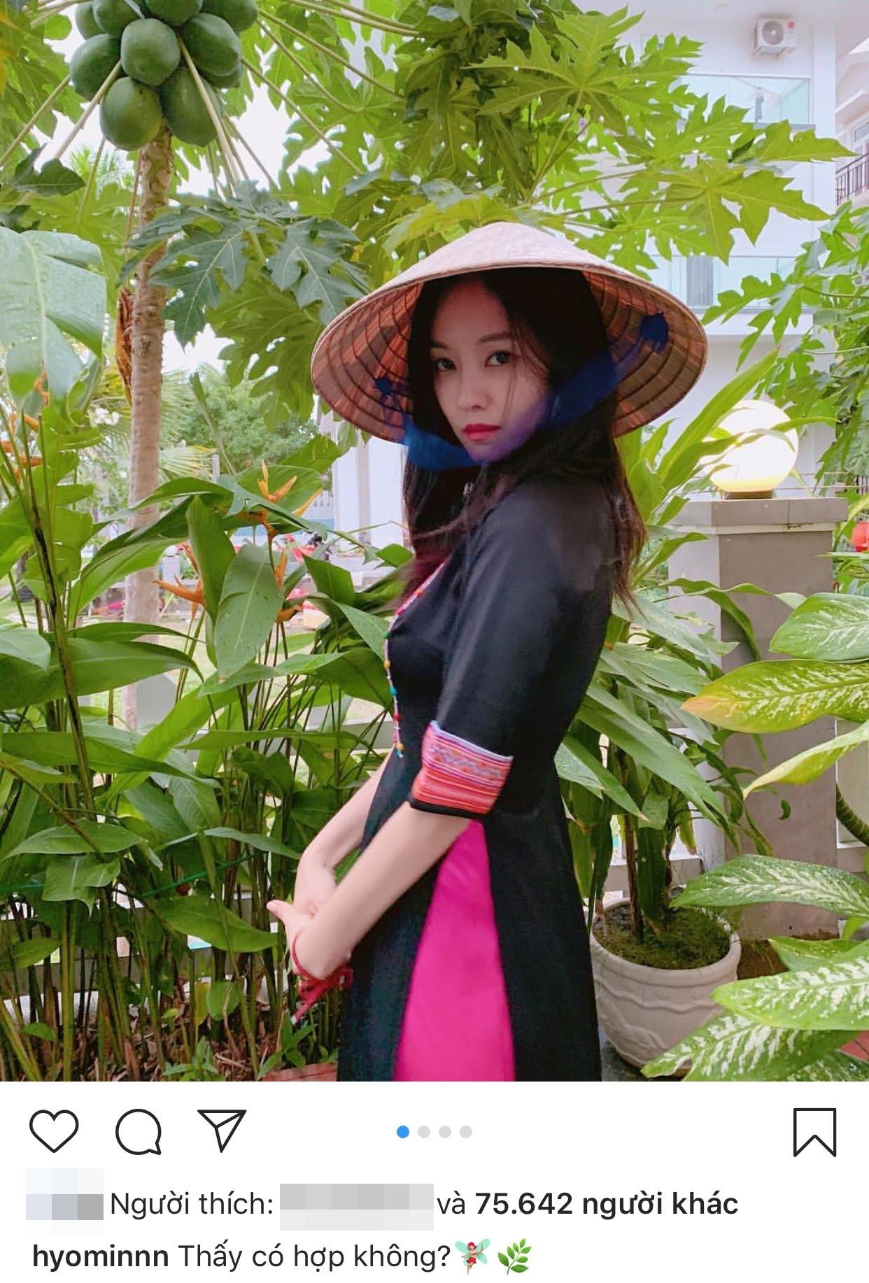 Hyomin (T-ara) đăng ảnh chúc mừng đội tuyển Việt Nam và HLV Park, cư dân mạng đồng loạt nhận làm 'con dâu quốc dân' - Ảnh 4