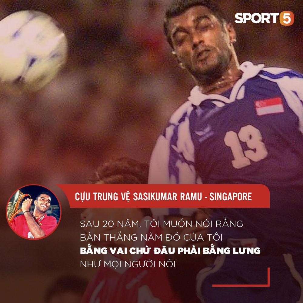 """Sasikumar: """"Xin lỗi vì đã làm hàng triệu người Việt Nam phải khóc, nhưng AFF Cup 2018 là của các bạn"""" - Ảnh 4"""