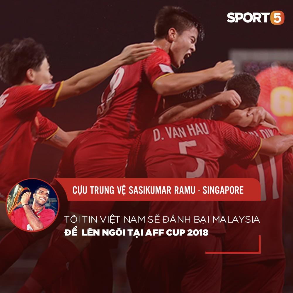 """Sasikumar: """"Xin lỗi vì đã làm hàng triệu người Việt Nam phải khóc, nhưng AFF Cup 2018 là của các bạn"""" - Ảnh 5"""