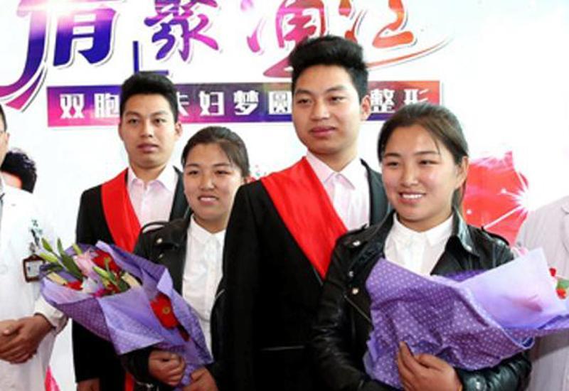 4 cặp vợ chồng 'dị' nhất thế giới: Béo đến mức không thể ân ái, anh chồng ôm em dâu vì tưởng là vợ - Ảnh 11