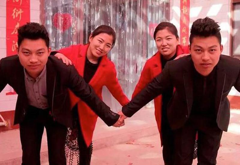 4 cặp vợ chồng 'dị' nhất thế giới: Béo đến mức không thể ân ái, anh chồng ôm em dâu vì tưởng là vợ - Ảnh 9