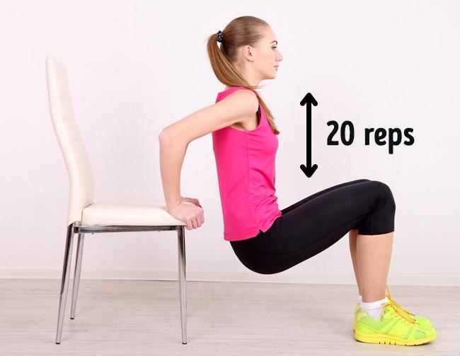 Dành ra 10 phút để tập 5 động tác đơn giản này mỗi ngày, vòng eo thon gọn, vóc dáng săn chắc cực nhanh - Ảnh 5