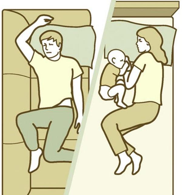 4 tư thế ngủ của bé dễ khiến bố mẹ 'điên người' nhưng chứng minh siêu thông minh - Ảnh 3