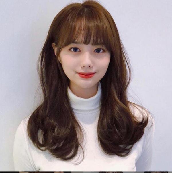Đi đâu cũng thấy tóc ngắn, hãy làm bản thân nổi bật với kiểu tóc tỉa tầng, uốn xoăn bồng bềnh mà quý cô Hàn Quốc đang lăng xê này - Ảnh 8