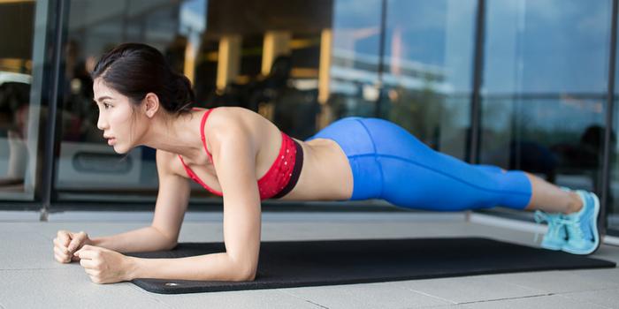 4 bài tập thể dục nhanh lấy lại phom, giúp bạn gái tự tin trở lại công sở sau Tết - Ảnh 4
