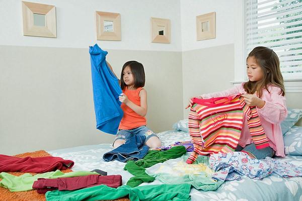Con có lười và hay trốn việc đến mấy, các mẹ hãy cứ áp dụng ngay 3 phương pháp này là con lại chăm ngay - Ảnh 3
