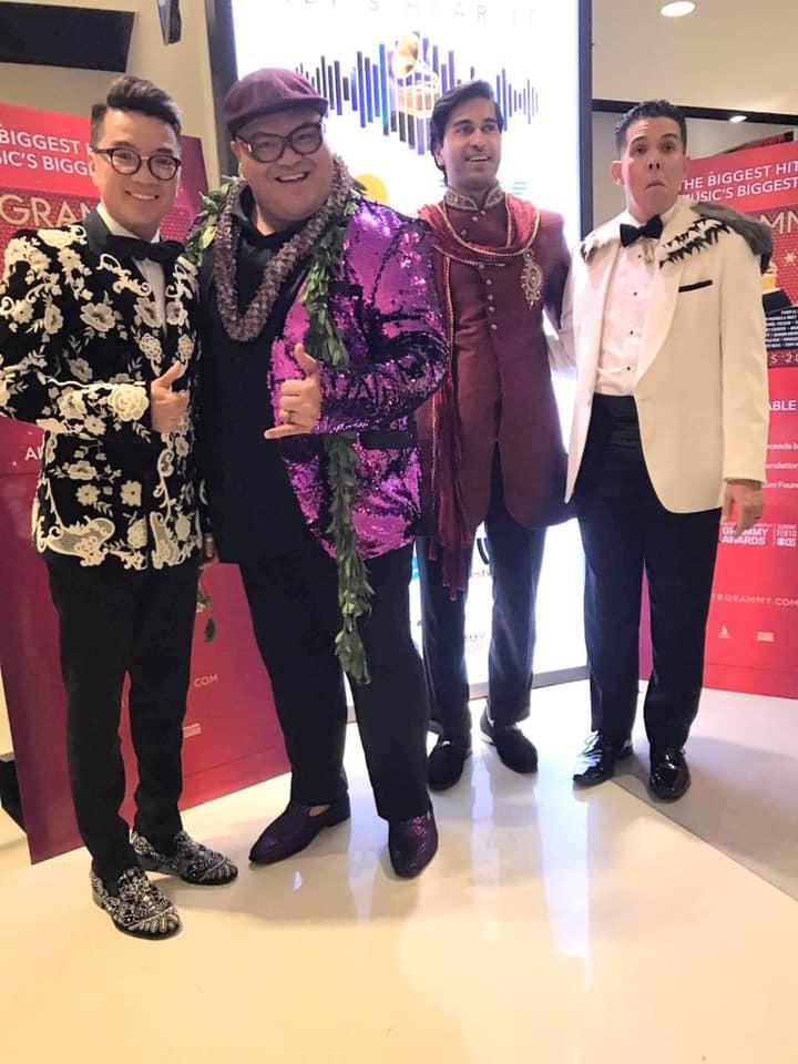 Đàm Vĩnh Hưng hào hứng lần đầu tiên dự lễ trao giải Grammy 2019 - Ảnh 3