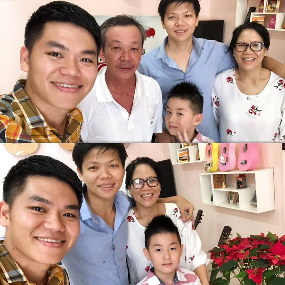Sau chuyến về quê cha dượng ăn Tết, con trai riêng của Lê Phương phát ngôn cực sốc - Ảnh 3
