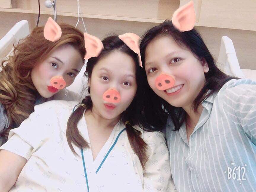 Thanh Thúy khoe nhan sắc