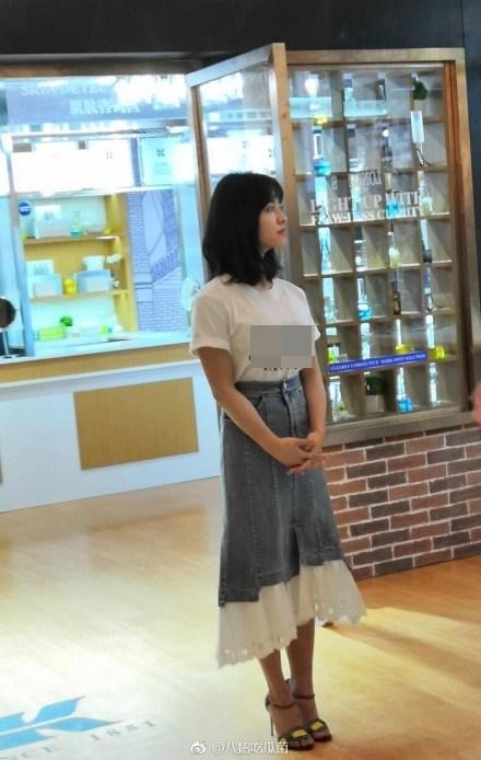 1 chiếc váy 3 số phận: Đụng hàng thế này mới thấy vóc dáng Nhiệt Ba đúng là cực phẩm - Ảnh 7