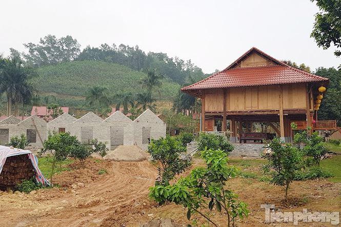 """Ai """"chống lưng"""" cho khu du lịch sinh thái trái phép ở Thái Nguyên? - Ảnh 1"""