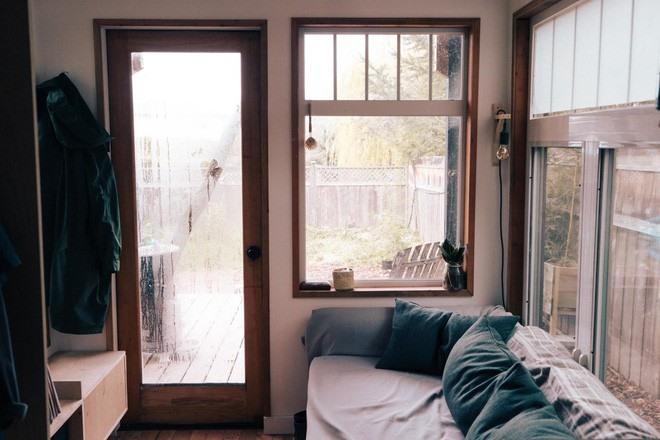 Bên trong căn nhà 10m2 đầy đủ tiện nghi như khu nghỉ dưỡng cao cấp - Ảnh 9