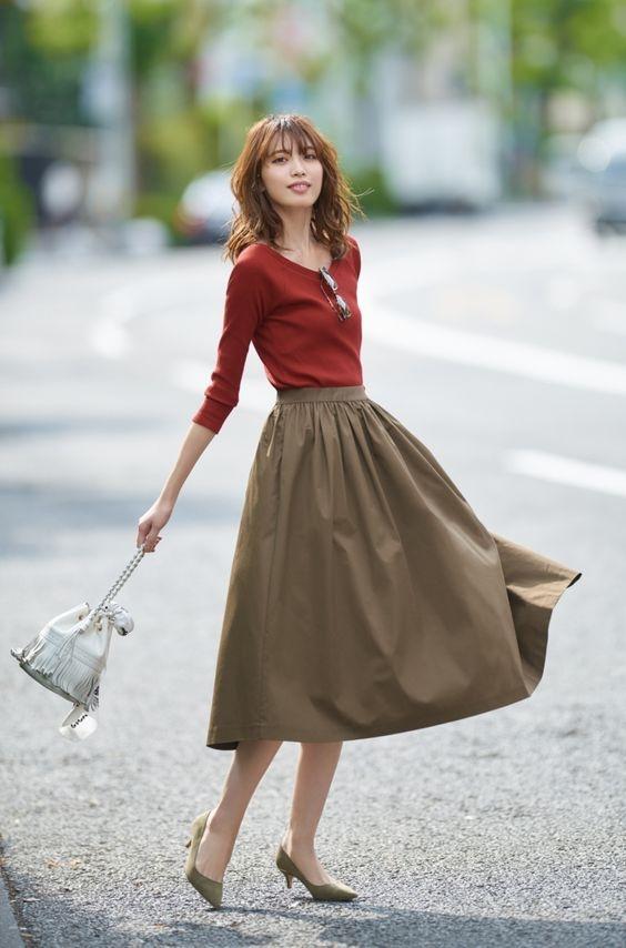 Biến hóa với trang phục cơ bản: Đơn giản vẫn đẹp cùng áo thun - Ảnh 10