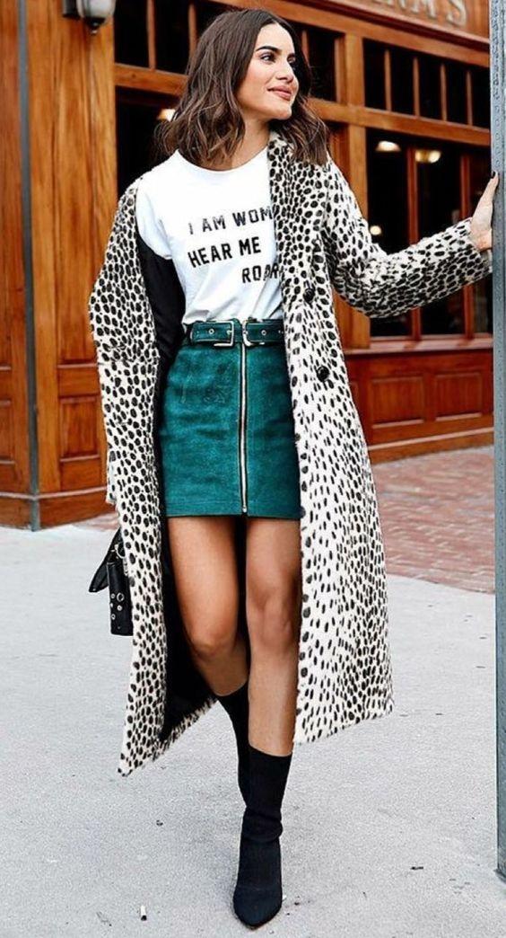 Biến hóa với trang phục cơ bản: Đơn giản vẫn đẹp cùng áo thun - Ảnh 12