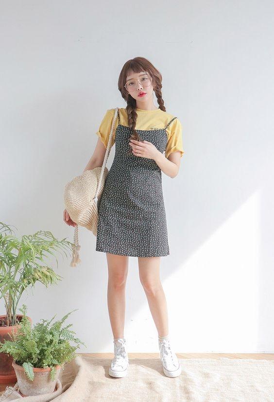 Biến hóa với trang phục cơ bản: Đơn giản vẫn đẹp cùng áo thun - Ảnh 17