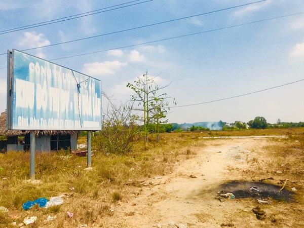 Bình Dương: Nghiêm cấm mọi giao dịch tại dự án khu dân cư Hoà Lân - Ảnh 1