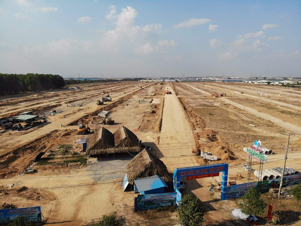 Chủ đầu tư dự án Khu dân cư Nam Tân Uyên tiếp tục 'bán lúa non' - Ảnh 2